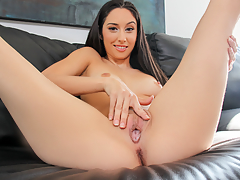 Rachel has the flawless legs for the porn business
